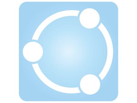 Share icon 9