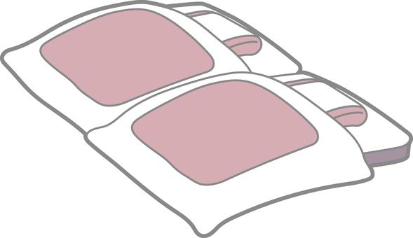 Futon (2 pairs)