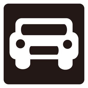 アイコン-3ver.交通-車