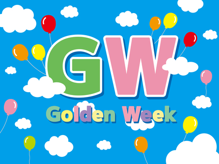 Event logo (Golden week)
