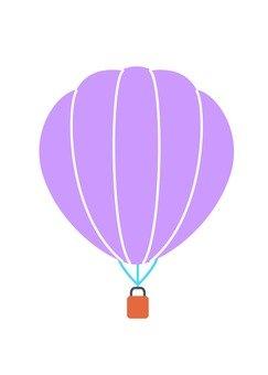 Balloon (purple)