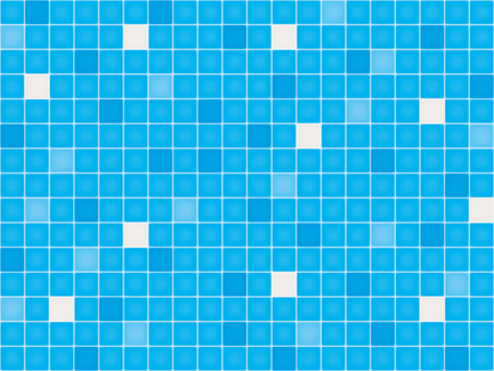 Wallpaper tile blue