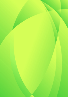 Green wavy abstract texture vertical background material