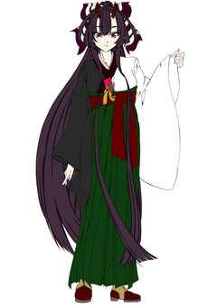 Kashima Maehi, ผู้หญิง Hakama 4