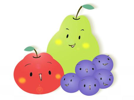 Smile _ fruit