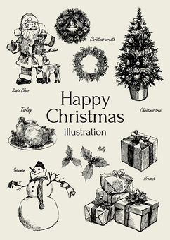Christmas illustration