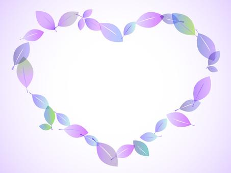 새잎 하트 1-3