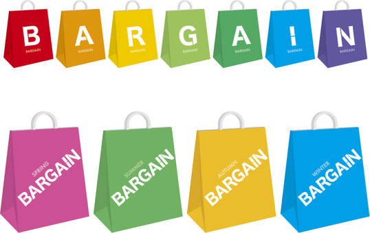 Shopping bag (BARGAIN 1)