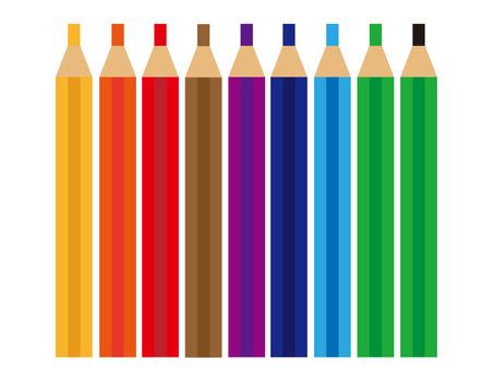 Color pencil