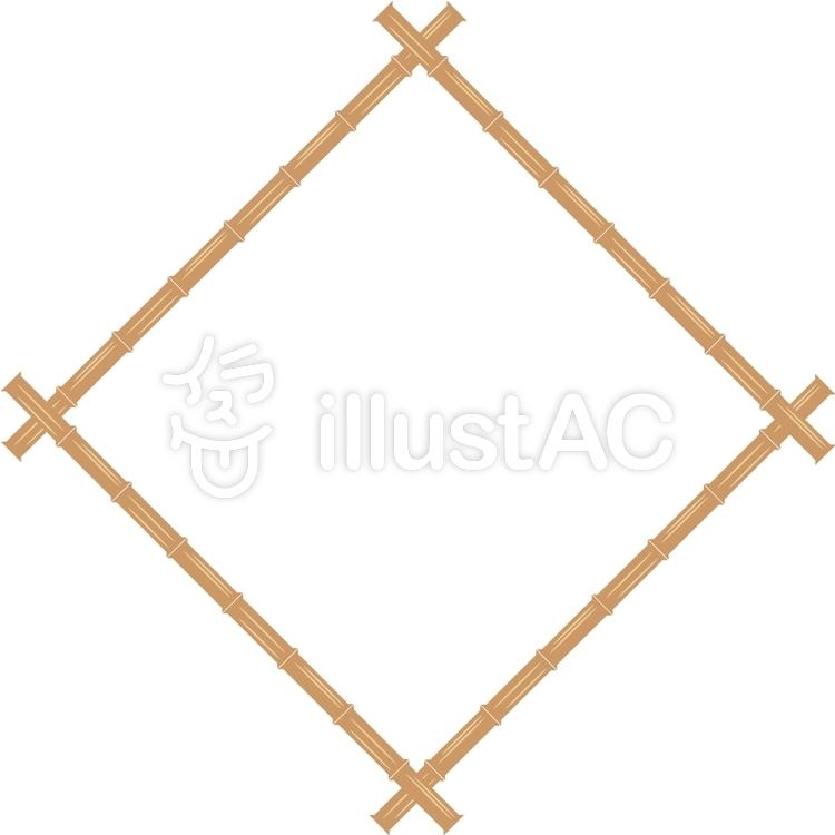 Freie Cliparts: Bambusrahmen Bambus Rahmen Und Japanischen Stil ...