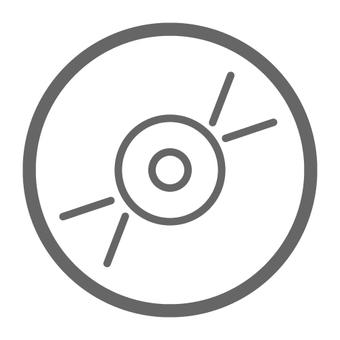 72. Icon (CD, DVD)