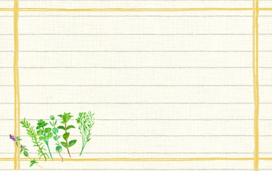 Herbal illustrations