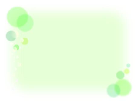 Dot spot motif Background material Green series ver 2