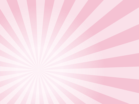 Concentrated line pink gradation