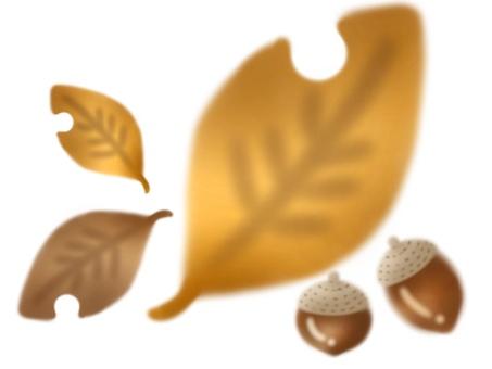 Leaves × Acorn (brown)
