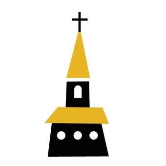 Scandinavian church