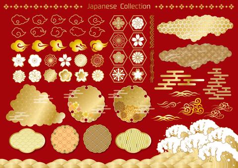 กรอบสไตล์ญี่ปุ่น
