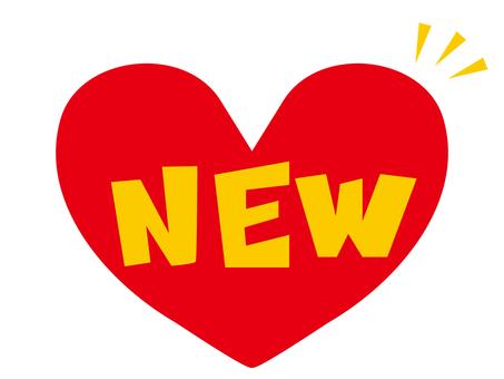 new announcement mark Heart