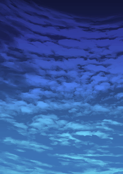 Night sky (vertical)