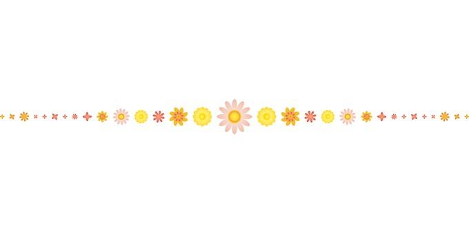 꽃 02 라인 02