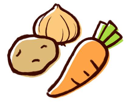 Various vegetables 01