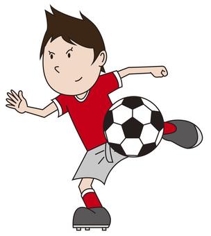 Soccer boy 4