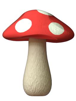 Mushroom (red)