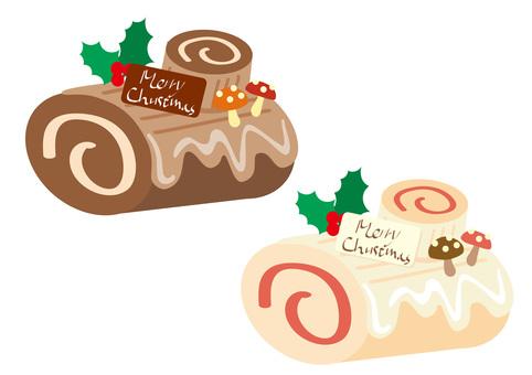 Christmas cake -1