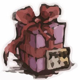 Mystery present