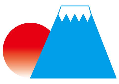 Mount Fuji (Sunrise)