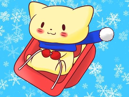Cat sled