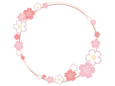 Mokomoko Sakura Frame 04 [Yen]