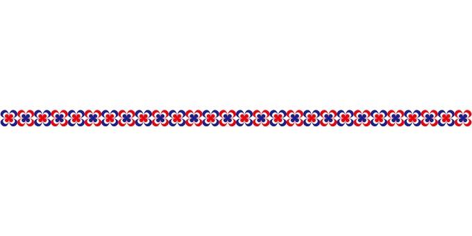 Tricolor line 9