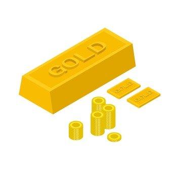 Gold bars 3