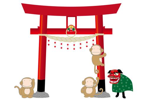 Torii and Sō