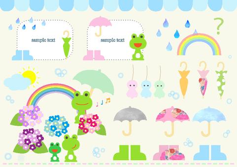 Rainy season Material 4