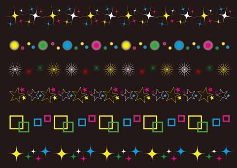 Glitter Line 01