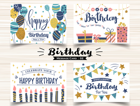 Message card 02_ birthday