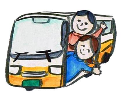 A bus rider