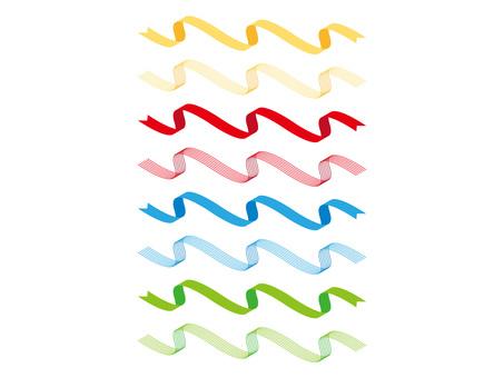 Ribbon / type g / uta