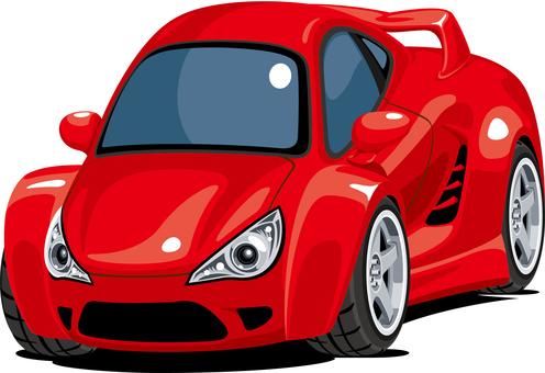 Car sports car automobile