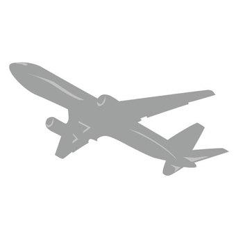 비행기 그레이