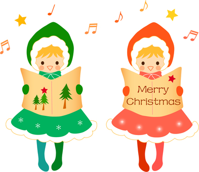 Choir girls