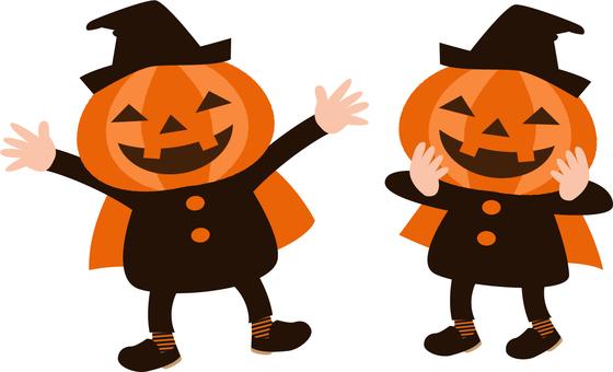 Pumpkin's Headgear