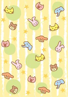 Background animal
