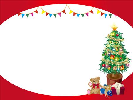 Christmas Frame 003