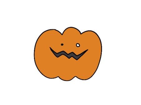 Halloween pumpkin ②