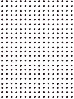 Hand-drawn dot pattern 1