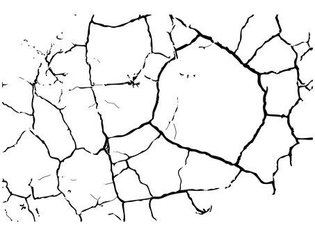 Crack / crack material