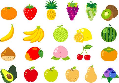 Bộ trái cây